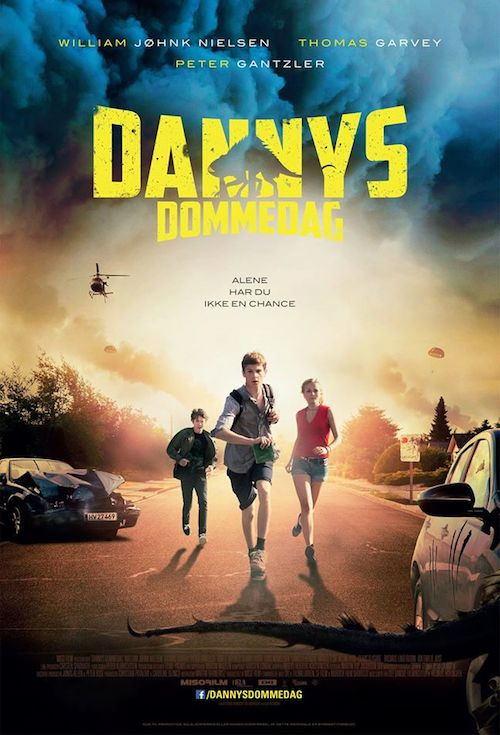<h2>Danny\'s domesday (2013)</h2>For this Danish film we were asked to produce parts of the films monster for close-up shots.