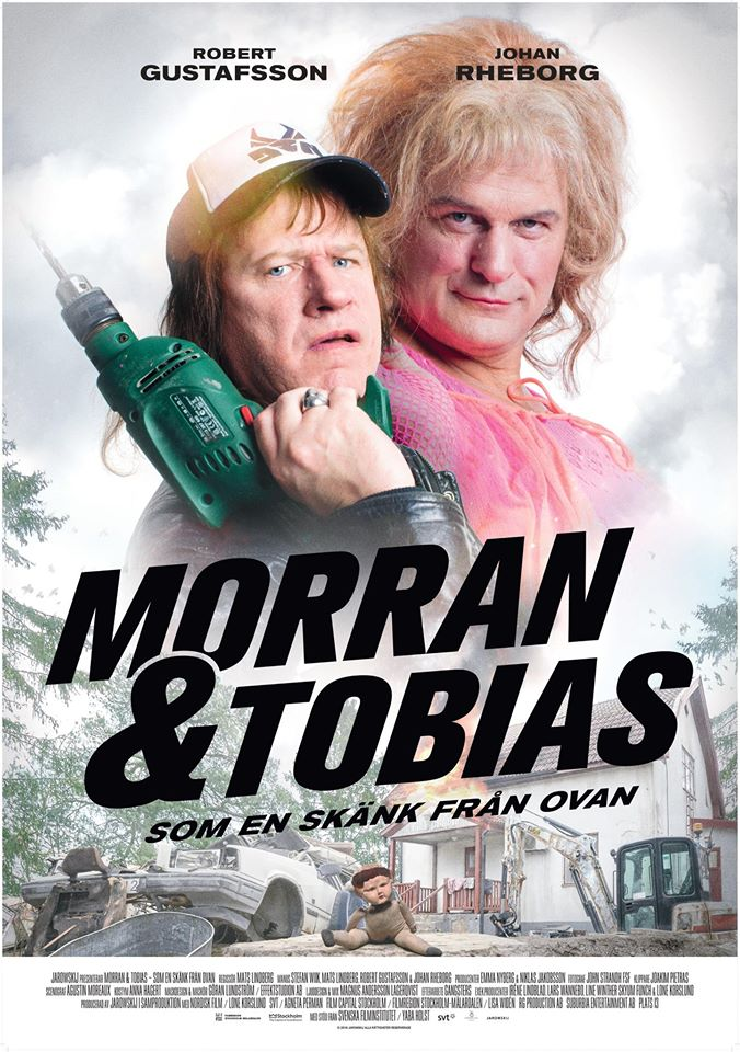 <h2>Morran & Tobias - a gift from above (2016)</h2>EffektStudion was asked to create the prosthetics for the lead actors and a few additional effects. Göran was head of makeup throughout the film.
