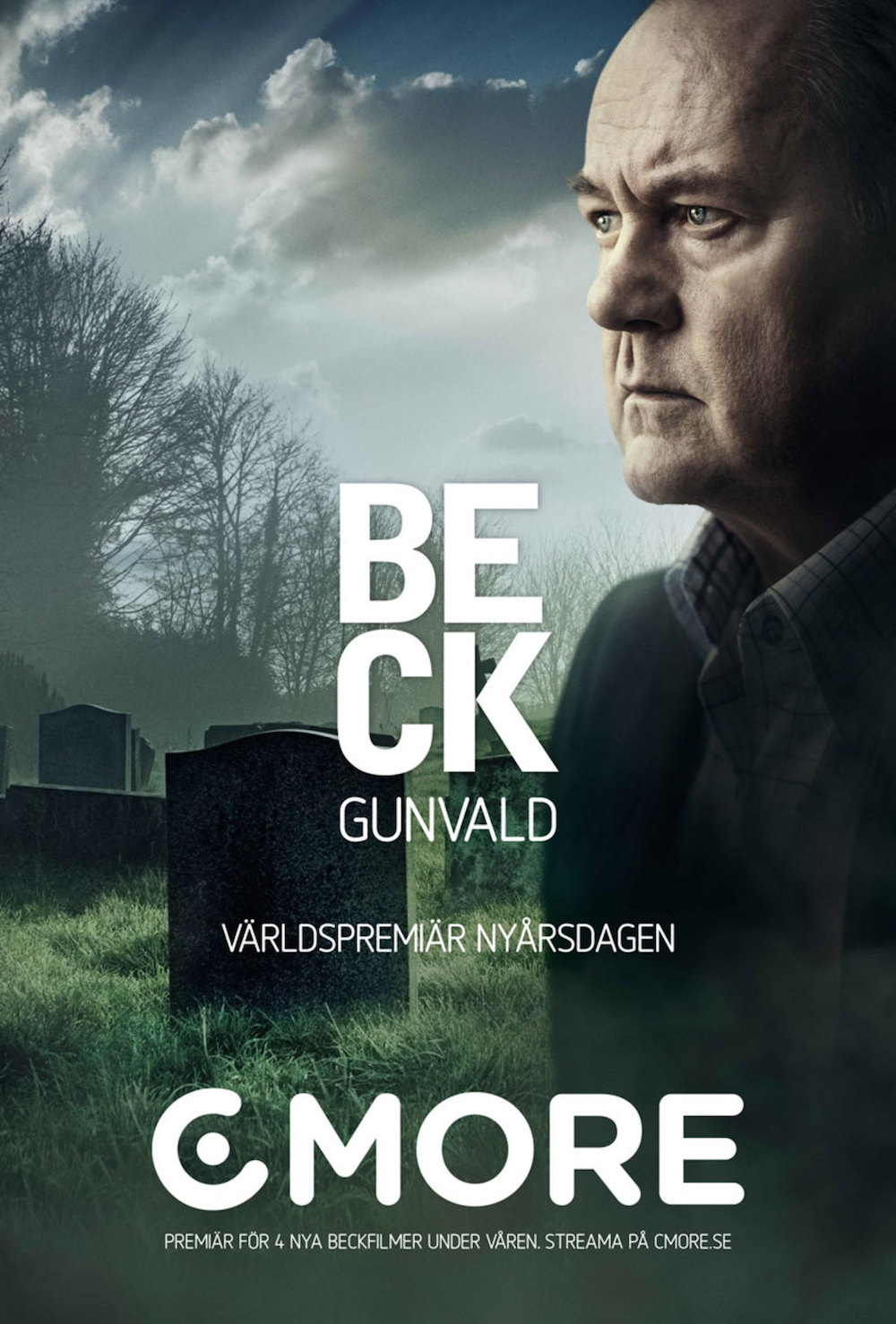 <h2>Beck - Gunvald (2015)</h2>EffektStudion produced a burnt body and a swollen face prosthetic for this Beck-movie