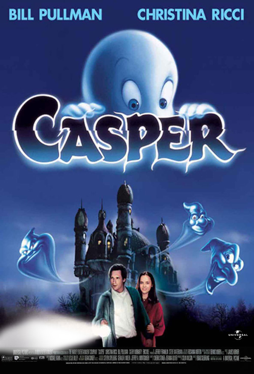 <h2>Casper (1993)</h2>Rick Lazzarini\'s The Character Studio made practical models of the films 3 older ghosts to be used by ILM as reference for their animated 3D models. Göran worked for a couple of weeks with molding and casting these models.