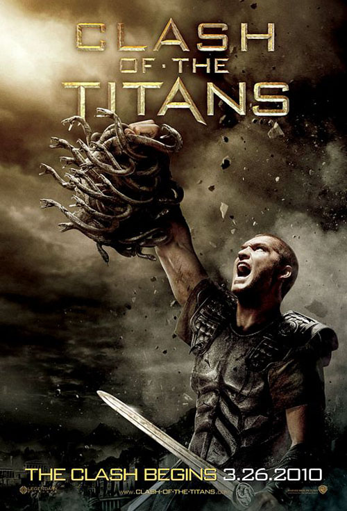 <h2>Clash of the titans (2009)</h2>Göran worked as a sculptor for Academy award nominated prosthetic supervisor Connor O\'Sullivan.