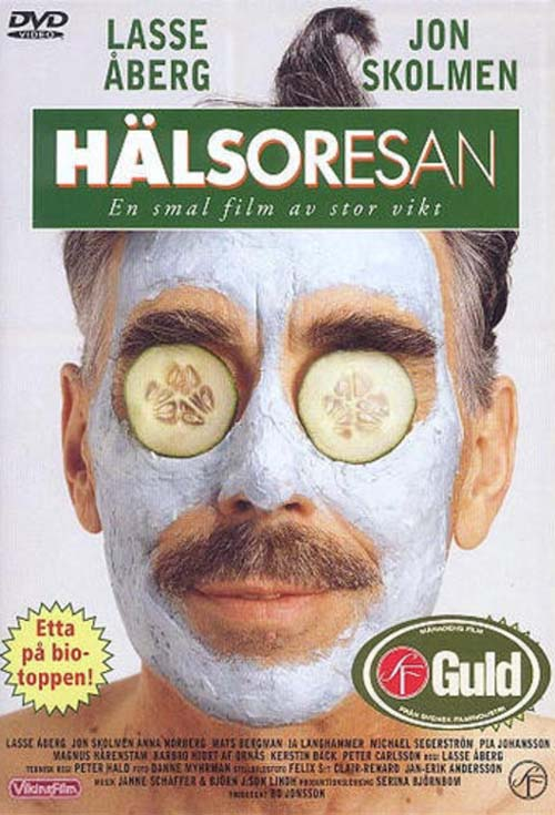 <h2>Hälsoresan (1999)</h2>EffektStudion created a fat belly in silicone for lead actor and director Lasse Åberg.