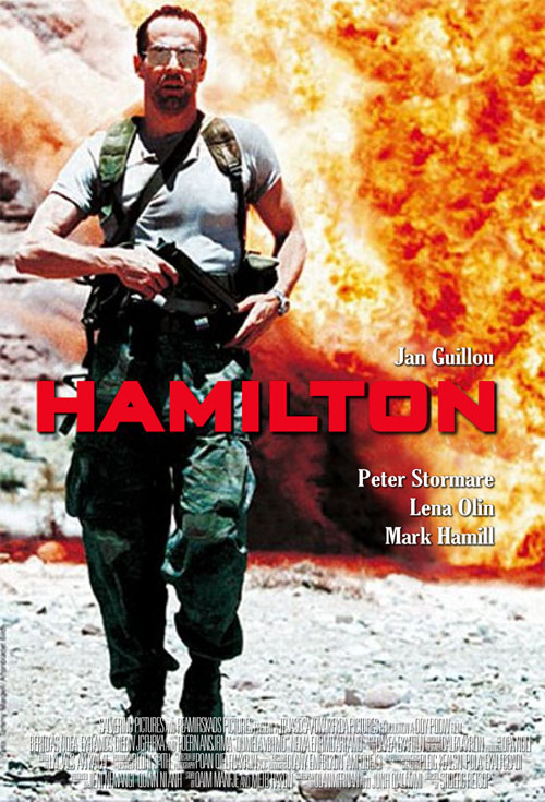 <h2>Hamilton (1996)</h2>EffektStudion helped out repainting severed body parts made by another department on this film.