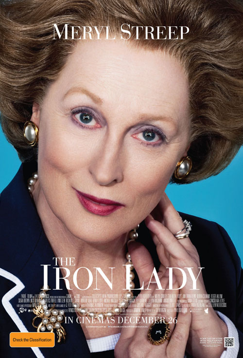 <h2>The Iron Lady (2010)</h2>Medan Göran arbetade åt Mark Coulier på
