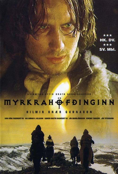 <h2>Witchcraft (1998)</h2>The head of make-up department, Stina Öhlund, asked EffektStudion to create rotten teeth for one of the actors for this Icelandic film .