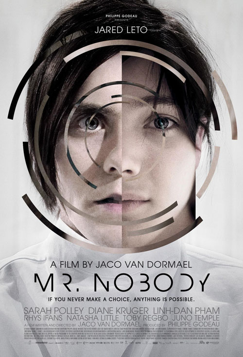 <h2>Mr. Nobody (2007)</h2>The old age make-up on Jared Leto for the film was designed and executed by the Berlin based make-up fx company Twilight Creations. Göran sculpted the old hands for that make-up for Twilight Creations.
