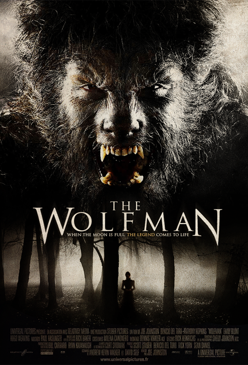 <h2>Wolfman (2009)</h2>7-time Academy award winner Rick Baker designed and supervised the make-up job in London. Göran applied the Wolfman make-up on actor Spencer Wilding for the reshoots of the movie during spring 2009.