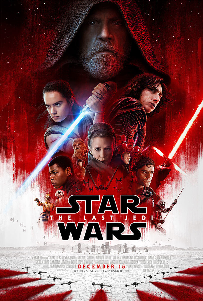 <h2>Star Wars - The Last Jedi (2016)</h2>Neal Scanlan supervised the creature department and Göran worked as part of his crew painting alien masks under department head Henrik Svensson.
