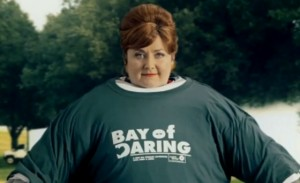 ComHem tröj reklam