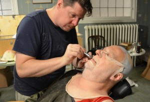 Likeness make-ups for TV3 Sweden