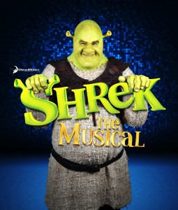 Shrek the musical in Sweden