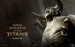 Wrath of the titans premiär